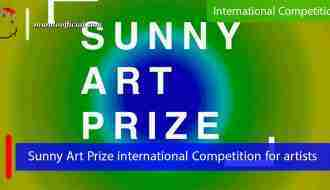 Sunny Art Prize international Competition for artists