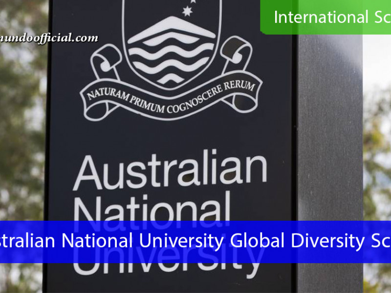 The Australian National University Global Diversity Scholarship