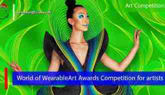 World of WearableArt Awards Competition for artists