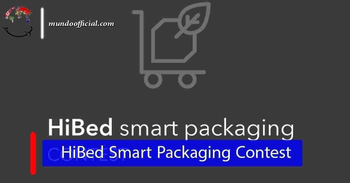 مسابقة HiBed Packaging للتصميم وجوائز مالية بقيمة 3000 يورو