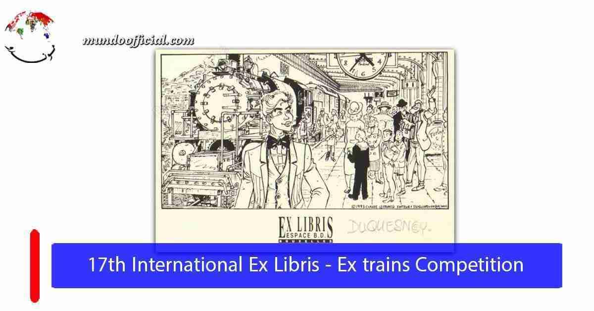 مسابقة International Exlibris للفنون 2021 وجوائز مالية بقيمة 500 يورو